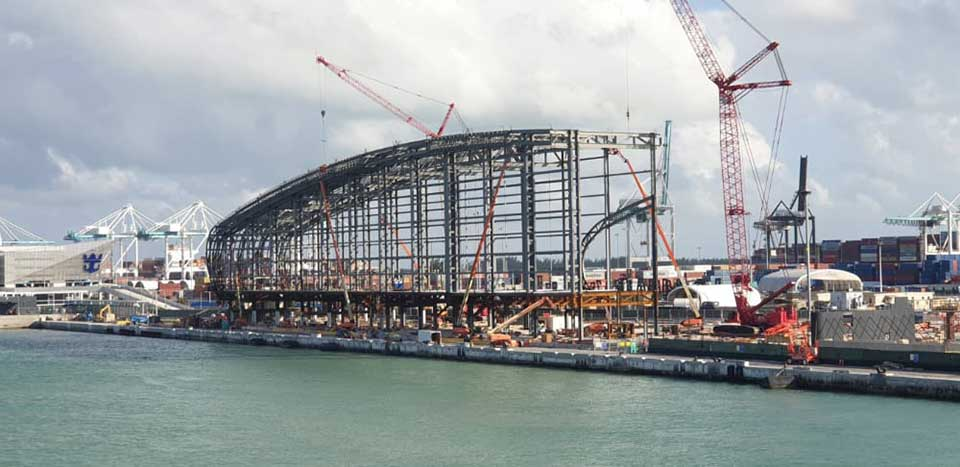 NCL Terminal Construction